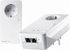 Devolo magic 1200 powerline network met 2 adapters