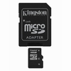 kingston micro SD kaart 4 gb