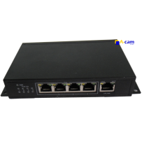 Power on ethernet 104 5 poorts POE switch